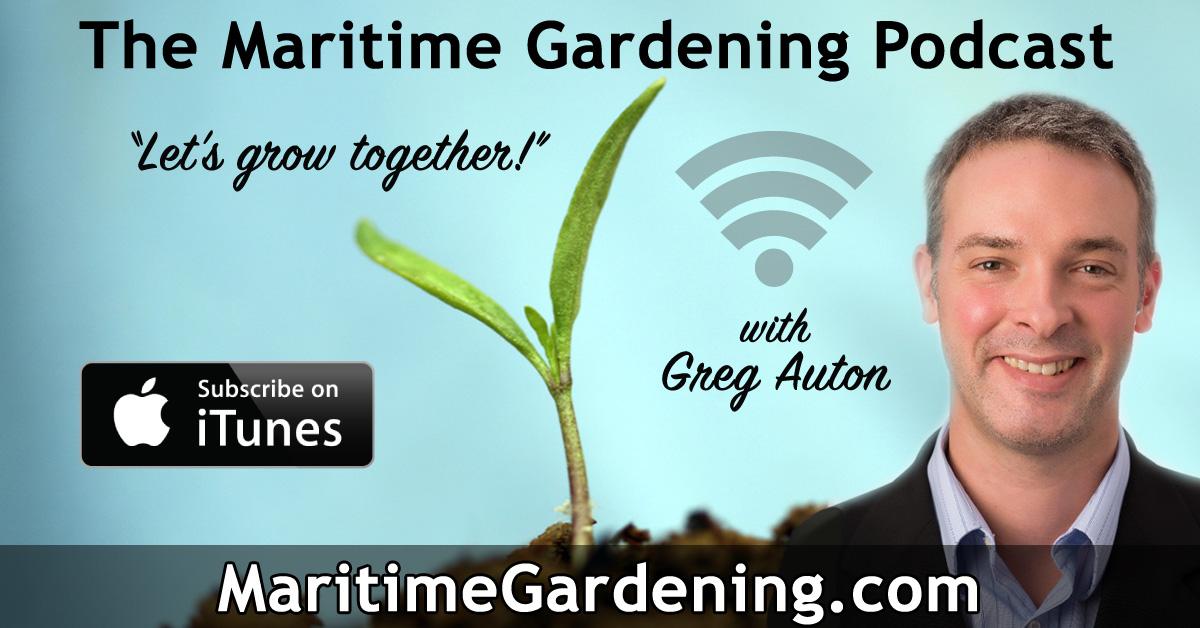MaritimeGardening.com header image
