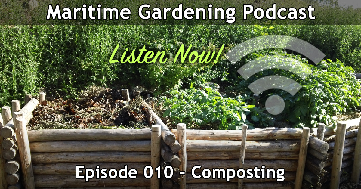 Composting - Podcast Episode 010