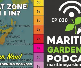 Episode 30 - What Gardening Zone am I in?