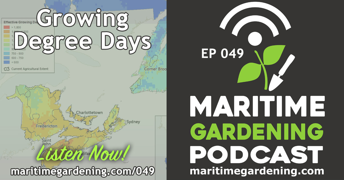 Growing Degree Days: A Better Way to Understand your Growing Conditions