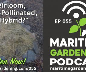 Episode 55 - Maritime Gardening Podcast