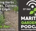 MG060 - Growing Herbs In Cracks, Corners and Edges