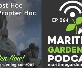 MG064 - Post Hoc Ergo Propter Hoc