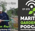 MG70 - Your Garden is a Gym