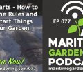 MG77 - Early Starts - How to Break the Rules and Kick-Start Things in Your Garden