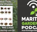 All About Ticks and Lyme Disease with Dr. Vett Lloyd