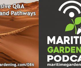 Episode 86 - Massive Q&A About Sand Pathways