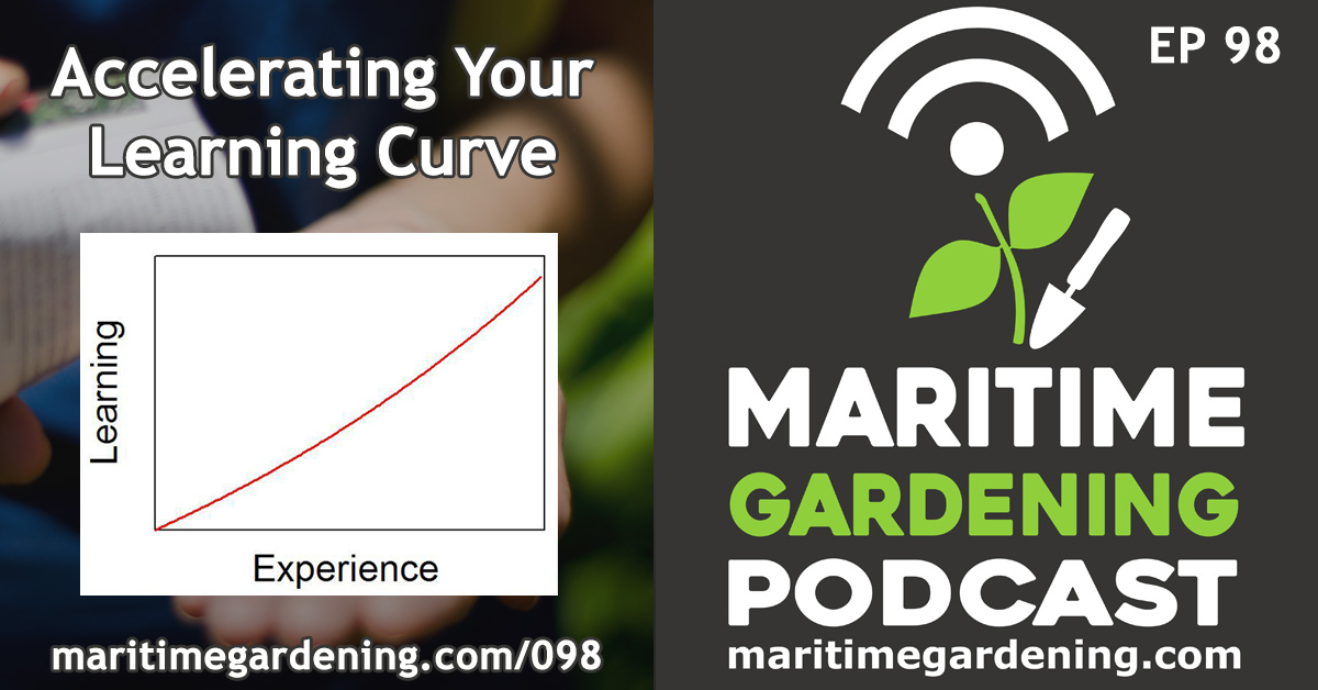 Episode 98 - Accelerating Your Learning Curve