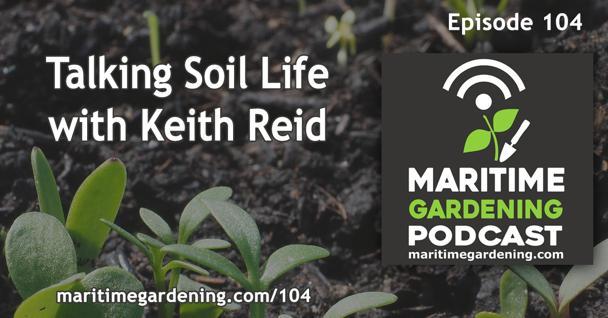 Talking Soil with Keith Reid