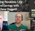 Episode 105 - Talking Pandemic Life and Savings with Dave Doggett
