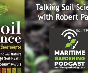 110: Talking Soil Science with Robert Pavlis